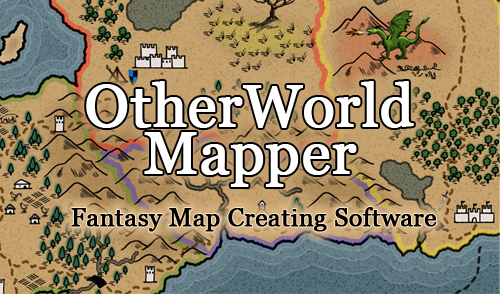 create a fictional map online